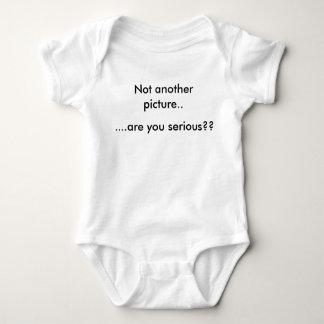 Body Para Bebê Pensamentos do bebê
