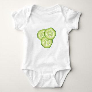 Body Para Bebê Pepinos