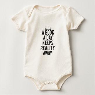Body Para Bebê Percepção da vida