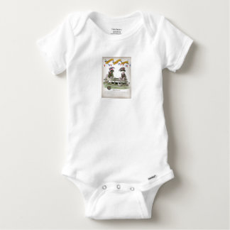 Body Para Bebê peritos do futebol de Inglaterra
