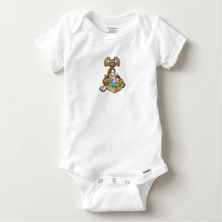 Body Para Bebê Personagem de desenho animado do coelhinho da