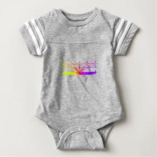 Body Para Bebê Perspectiva da cor, astronomia Zetetic pelo