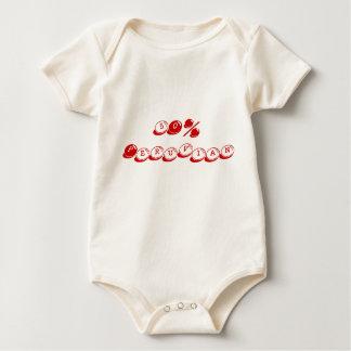 Body Para Bebê Peruvian de 50%