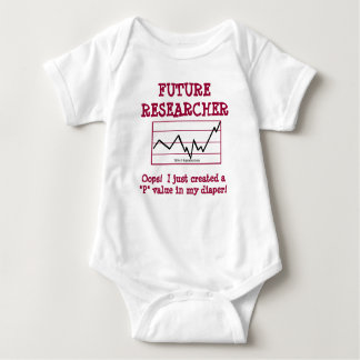 Body Para Bebê Pesquisador futuro