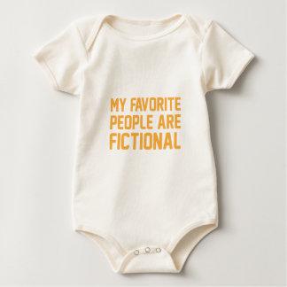 Body Para Bebê Pessoas imaginárias