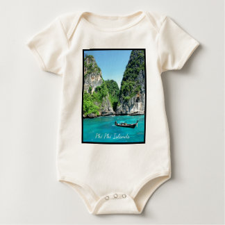 Body Para Bebê PhiPhiislands_thailand