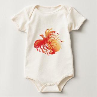 Body Para Bebê Phoenix