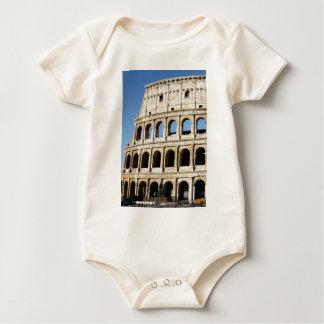 Body Para Bebê pilha nos arcos