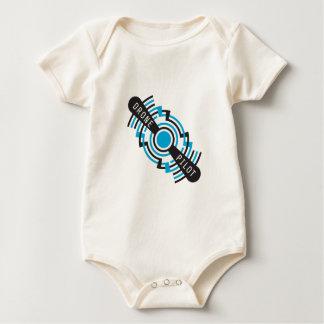 Body Para Bebê piloto do zangão
