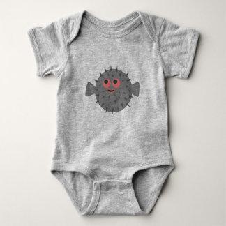 Body Para Bebê Pinball o Bodysuit da criança do soprador