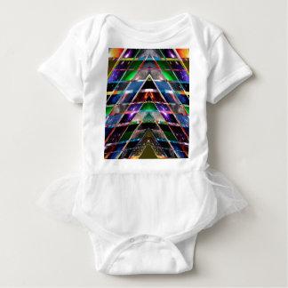 Body Para Bebê PIRÂMIDE - aprecie o espectro de energia cura