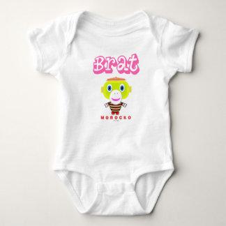 Body Para Bebê Pirralho do Bodysuit   do bebê por Morocko