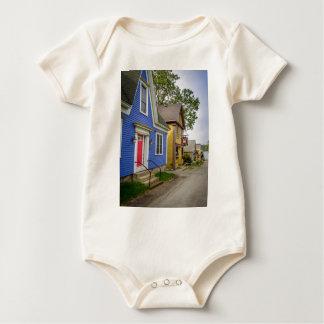 Body Para Bebê Pista Shelburne de Charlotte