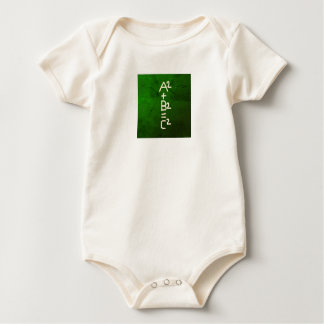 Body Para Bebê Pitagórico de HI54EDU