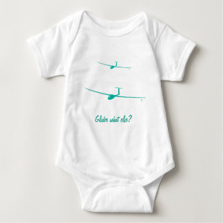 Body Para Bebê Planador