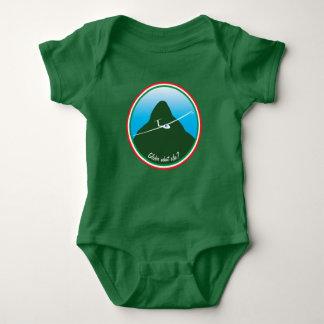 Body Para Bebê Planador - que outro?
