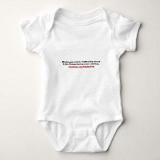 Body Para Bebê Pobres, conta poupança da saúde, cuidados médicos