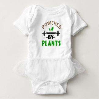 Body Para Bebê poder pelo design bonito das plantas