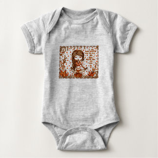Body Para Bebê Poderoso