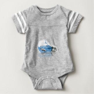 Body Para Bebê Polar