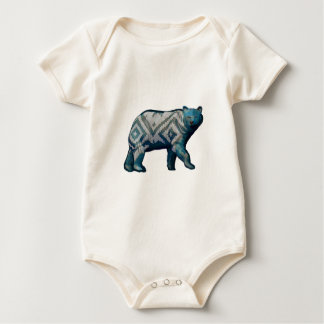 Body Para Bebê Polar expresse