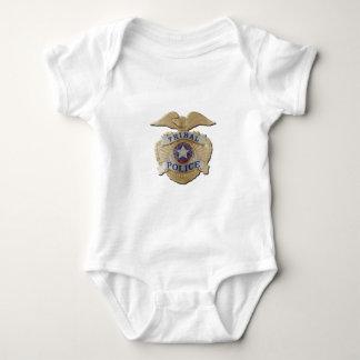 Body Para Bebê Polícia tribal de Oklahoma