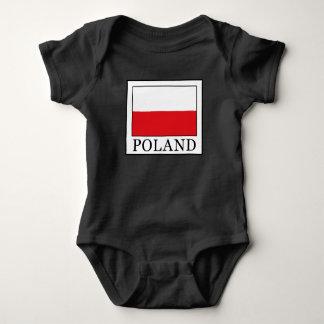 Body Para Bebê Polônia