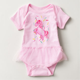 Body Para Bebê Ponicorn por Merrin Dorothy