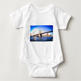Body Para Bebê Ponte de Brooklyn