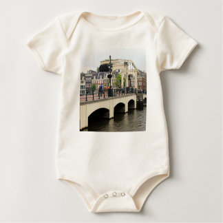 Body Para Bebê Ponte magro, Amsterdão, Holland