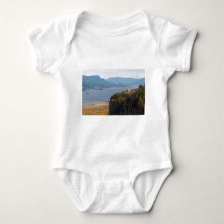 Body Para Bebê Ponto da coroa no desfiladeiro do Rio Columbia OU