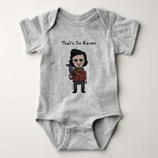 Body Para Bebê Ponto de entrada novo de Edgar Allen das legendas