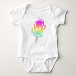 Body Para Bebê Pop frio do gelo