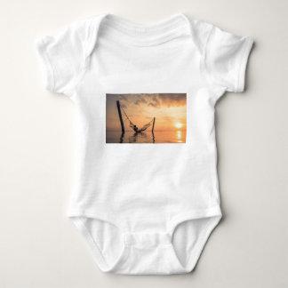 Body Para Bebê Por do sol de Bali