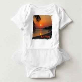 Body Para Bebê Por do sol de Key West