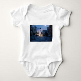 Body Para Bebê por do sol de Veneza