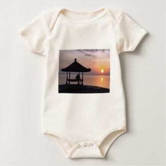 Body Para Bebê Por do sol em Bali