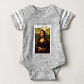 Body Para Bebê Porcos- de Mona Lisa