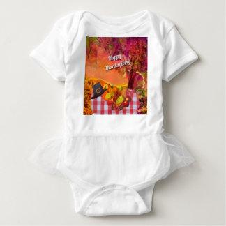 Body Para Bebê Porque é esconder do peru