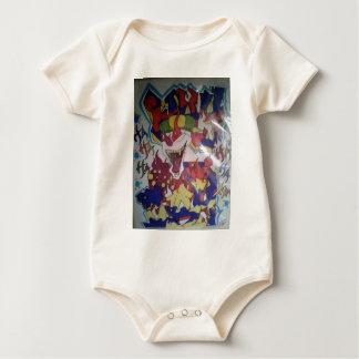 Body Para Bebê Porque grito