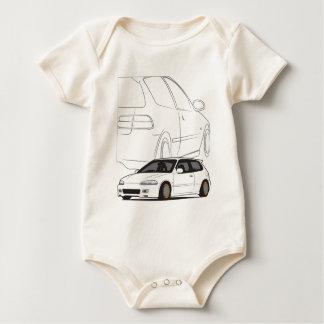 Body Para Bebê Portal de JDM
