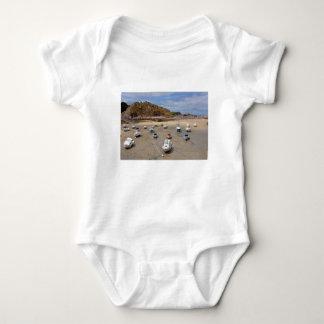 Body Para Bebê Porto de Erquy em France