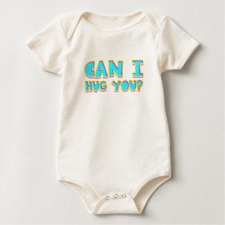 Body Para Bebê Posso eu abraçá-lo?