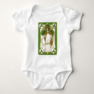Body Para Bebê Poster velho bonito de patrick de santo