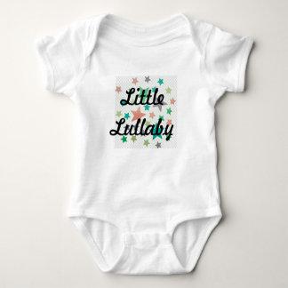 Body Para Bebê Pouca canção de ninar