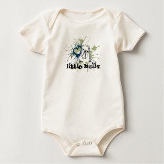 Body Para Bebê Pouca intimidação