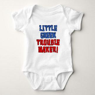 Body Para Bebê Pouco fabricante de problema grego