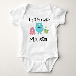 Body Para Bebê Pouco monstro do bolo