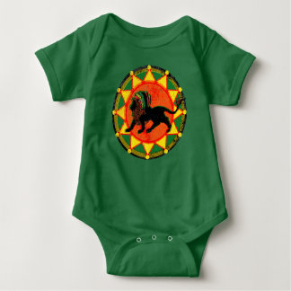 Body Para Bebê Pouco Rasta