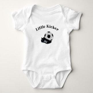 Body Para Bebê Poucos esportes do futebol do retrocesso